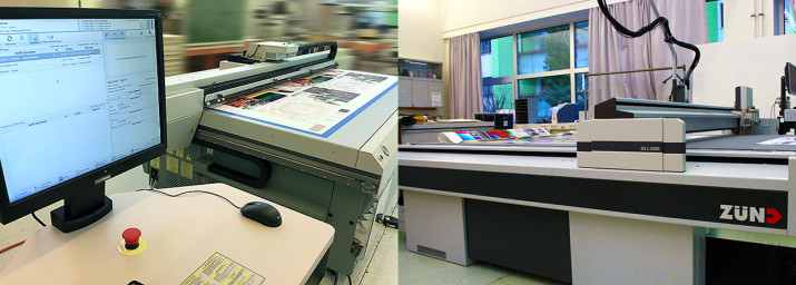 Large-Format-Printing and Cutting