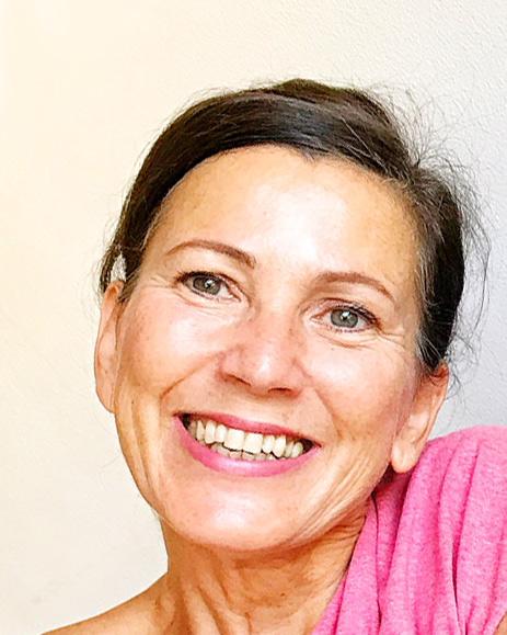 Gudi Schwienbacher, MA : Klassenvorständin 34aKGK