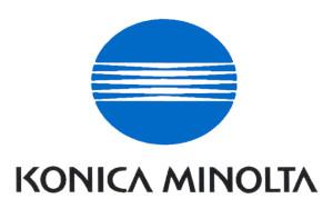 Logo Fa. Konica-Minolta