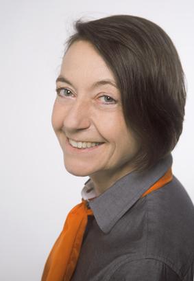 Petra Zdarsky, BEd : CLIL-Koordinatorin, Theater der Jugend Referentin