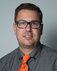 Hannes Boeger, BEd : Klassenvorstand 2aFMDP