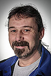 Harald Bartsch : Schlosser, Dienststellenausschussvorsitzender