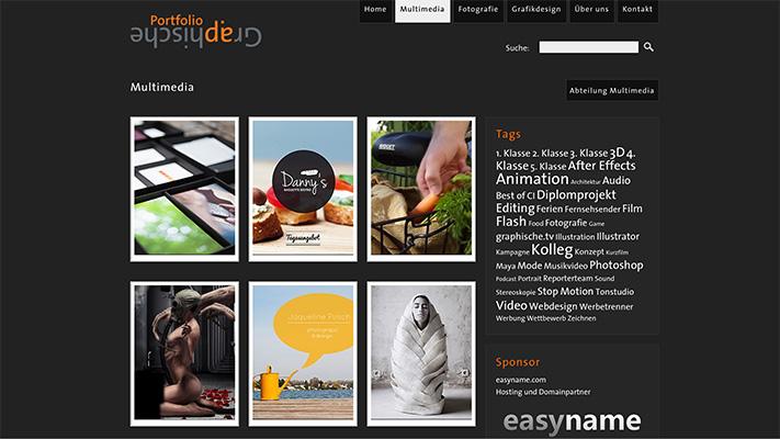 Portfolio Multimedia