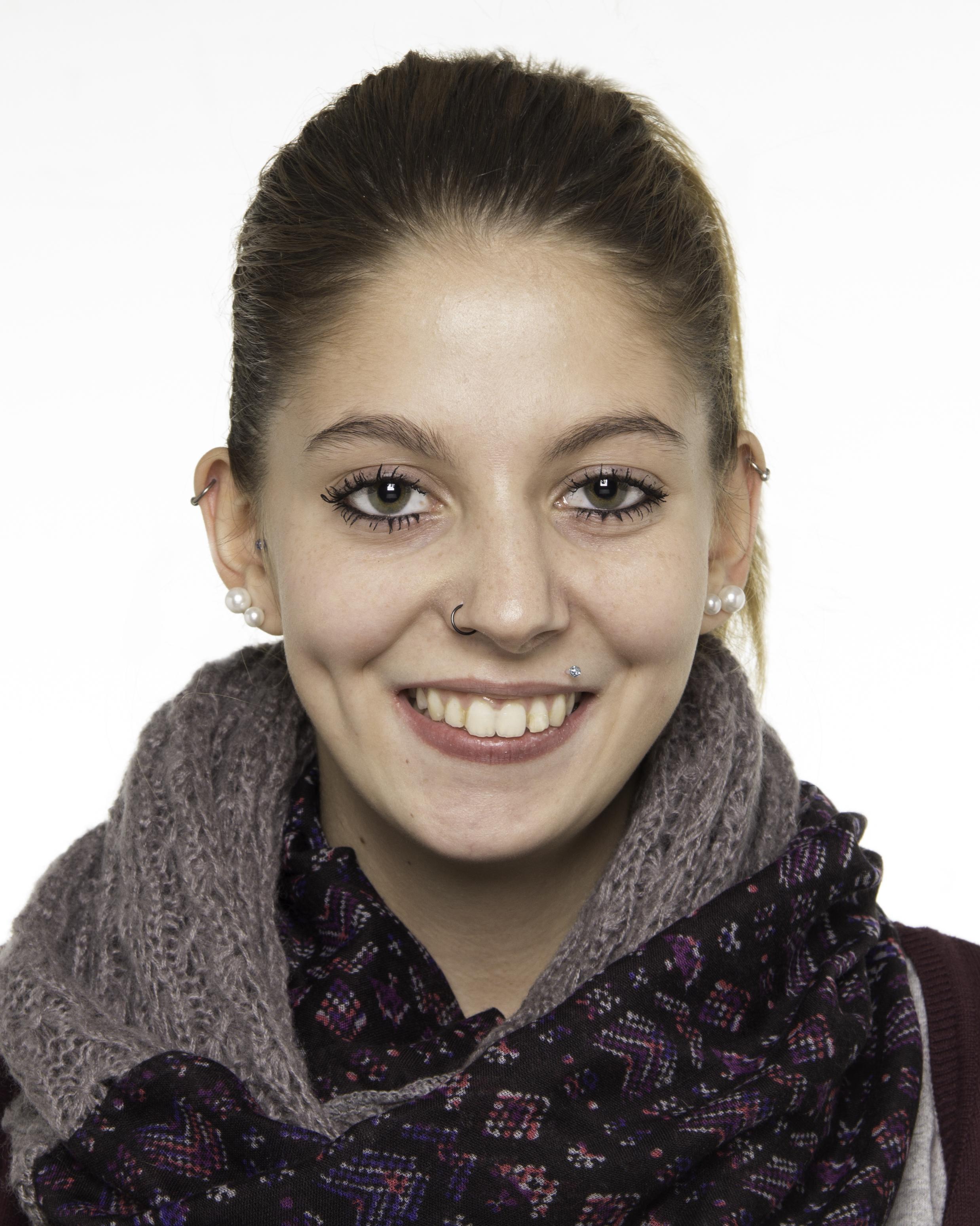 Melissa Benkö : Verwaltungsassistentin Lehrling