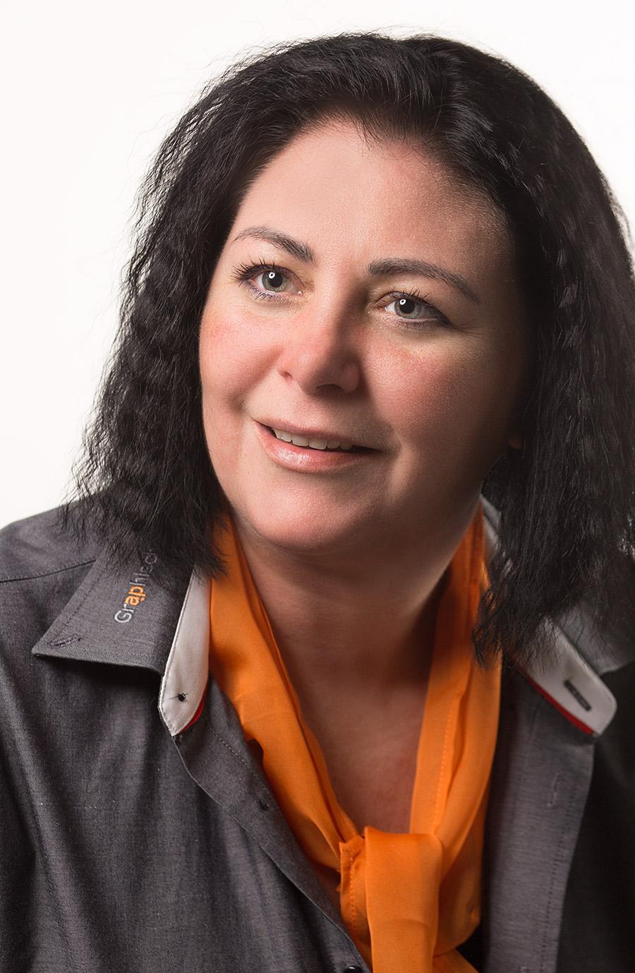 Cornelia Kornberger : Assistentin der Abt. Druck- und Medientechnik